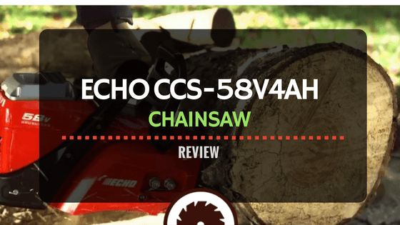 Reviewed Saw: Echo58vElectric Chainsaw  Overall rating:   Performance  Forgiveness  Build Quality  Look & Feel &
