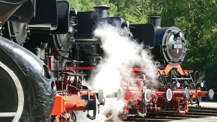 #bahnbetriebswerk #bochum dahlhausen #br10 #br23 #br65 #br66 #br82 #cylinder steam #dampflok meet #dampflok parade #db #deutsche bundesbahn #event #historically #hub #locomotive parade #museum #museum day #new loco