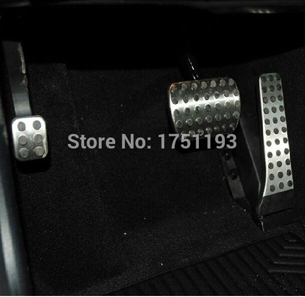 Cheap auto parts pedals, design for Benz C180 C260 E260 W204 GLK300 C200 GLK260.