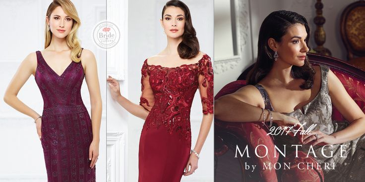 Montage, Fall 2017, as seen on dressfinder.ca