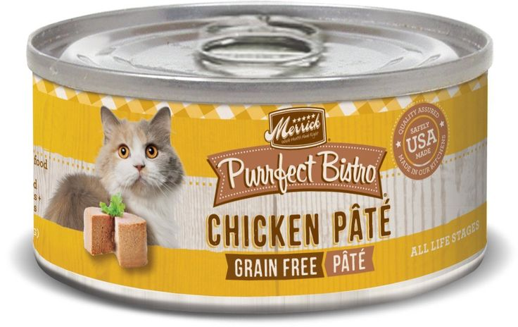 Merrick Purrfect Bistro Beef Pte - 24x3oz >>> Review more details here : Best Cat Food