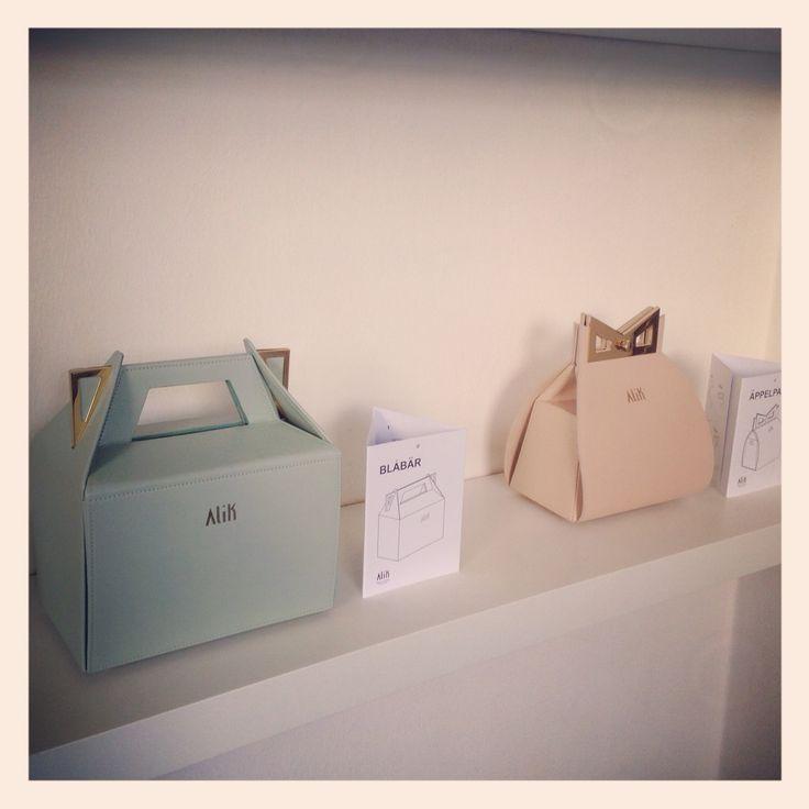 Äppelpaj & Blåbär #Pack Bag collection #Alik