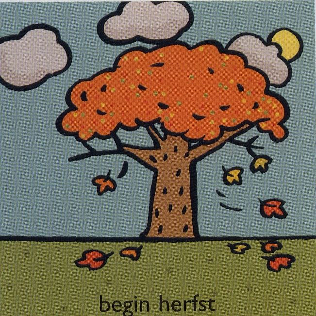 """Tijdsbesef: Seizoenen """"Herfst"""""""