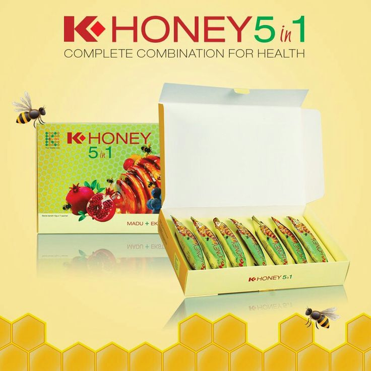 K-Honey 5 in 1