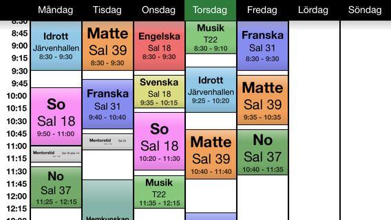 Beskrivning Svenskt Skolfotos app för schema- och uppgiftshantering är en helt revolutionerande app som länge eftersökts av elever och lärare. Den ger dig full koll på vardagen som elev, lärare eller förälder. App för iOS (iPhone/iPad).
