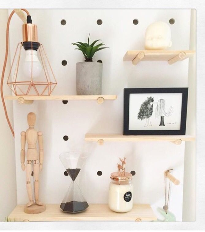 Pegboard Design Ideas Kitchen ~ Best ideas about peg boards on pinterest kitchen