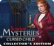 Scarlett Mysteries: Cursed Child Collector's Edition - http://www.allgamesfree.com/scarlett-mysteries-cursed-child-collectors-edition/  -------------------------------------------------  New from Artifex Mundi, experience a steam age hidden object adventure full of gothic horror and fascinating puzzles!From an early age, Scarlett Everitt displayed a gift for the paranormal, as ghosts and spirits accompanied her every step. Desperate to protect her from an encroaching darkne