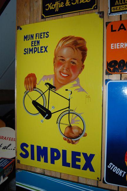 oude nederlandse emaille reclameborden - Google zoeken