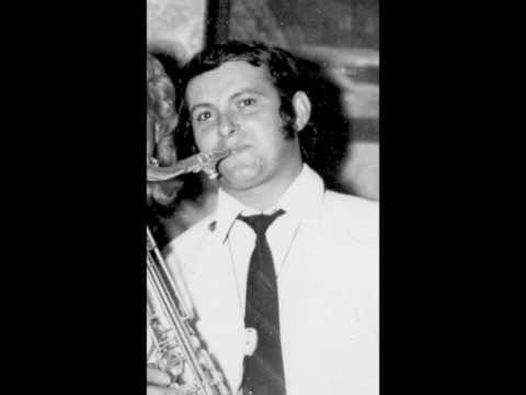 Muzyka Kom..George R.Poulton Love Me Tender & Roman Szczepaniak Sax.