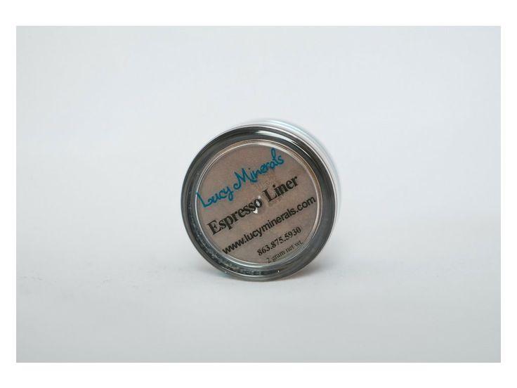 Lucy Minerals minerální oční linky Espresso | Lucy Minerals Espresso Liner