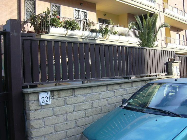 20 best recinzioni divisori, balconi e ringhiere images on ...