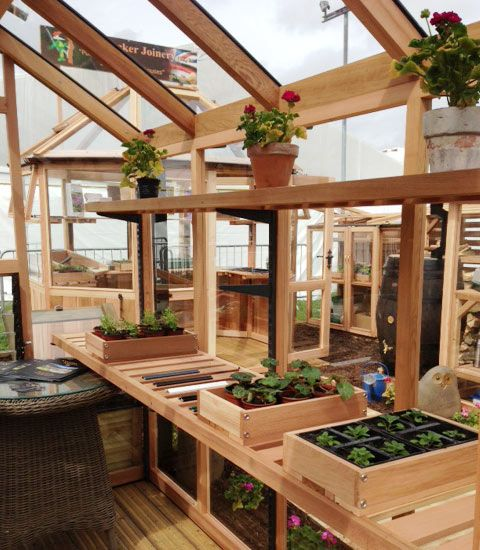 Green Home Design Ideas: Cedar Greenhouses: 10+ Handpicked Ideas To Discover In