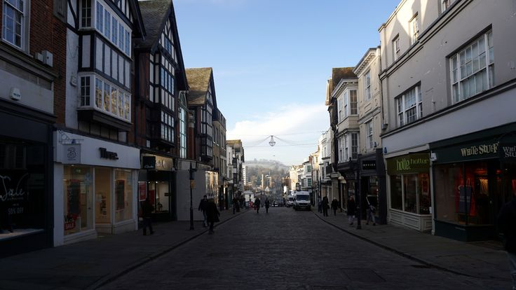 Guildford England [6000x3377][oc]