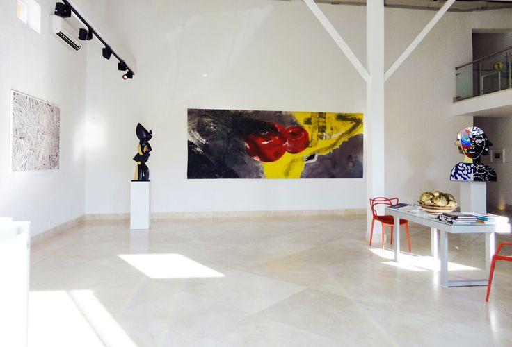 NH Galería @NHgaleria #NewYork #Cartagena en #ArtMadrid2015 via @ArtMadridferia