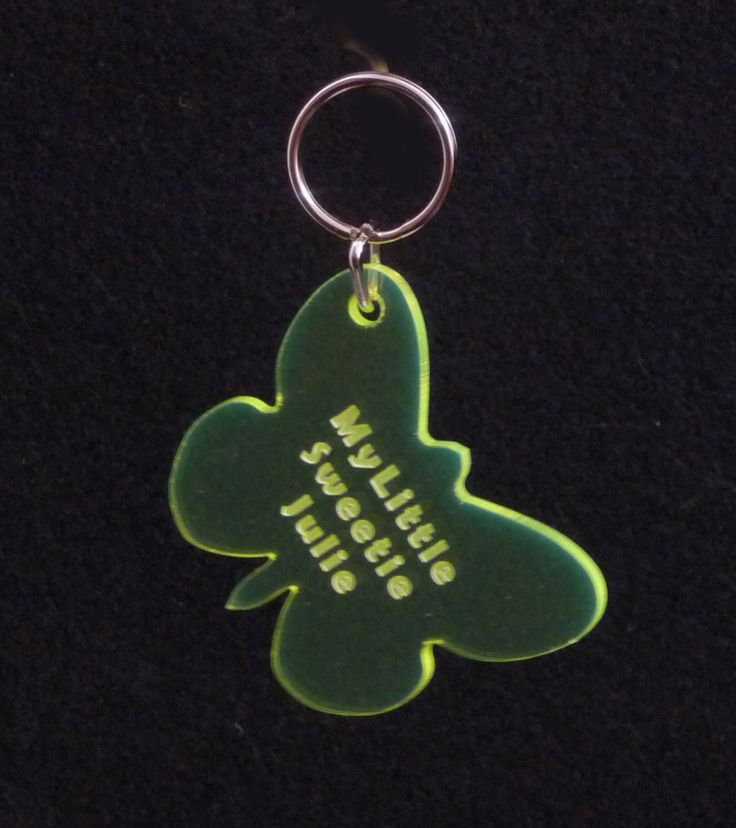 Engraved #PokerChip Acrylic Key Chains,  #KeyRings, #KeyTags, #Keychains - Unique LED Products #Laser Engraved