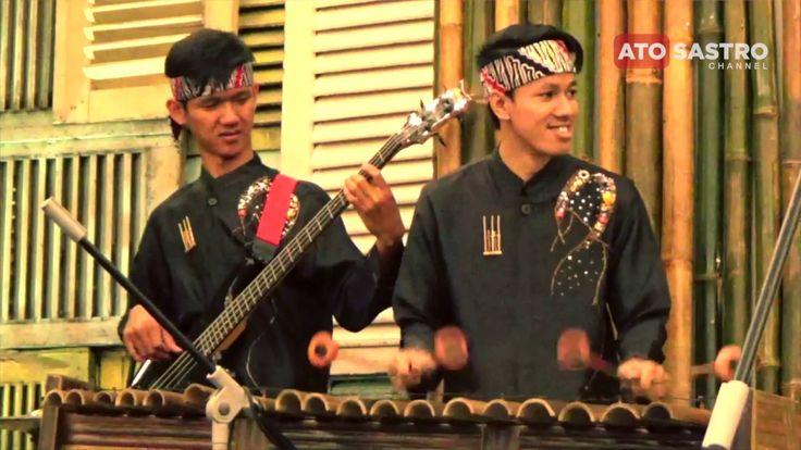 Lagu lagu Daerah Bersama Angklung Saung Udjo