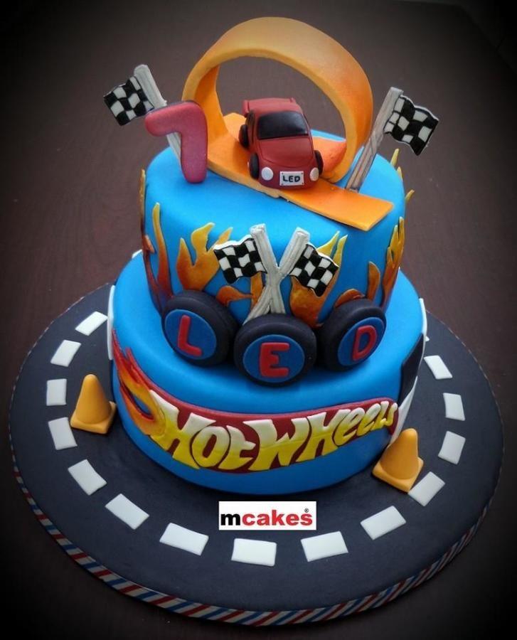 hot wheels birthday cakes - Google Search