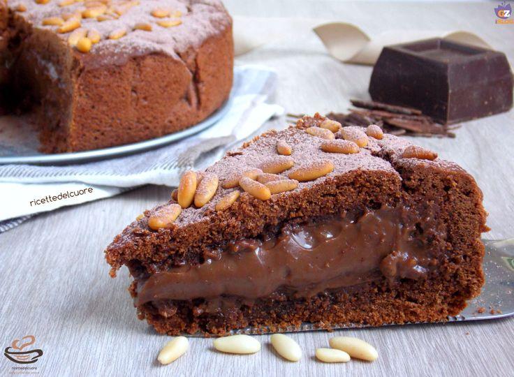Torta del nonno golosissima by ricettedelcuoreblog