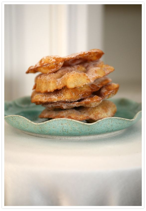 Bunuelos De Rodilla (Mexican Christmas Fritters) Recipes — Dishmaps