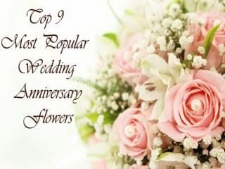 #Anniversary #Wedding #Flowers