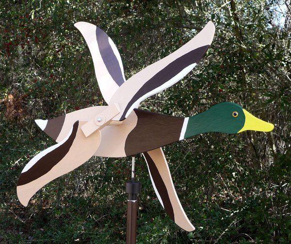 Flying Duck Whirligig $39.95