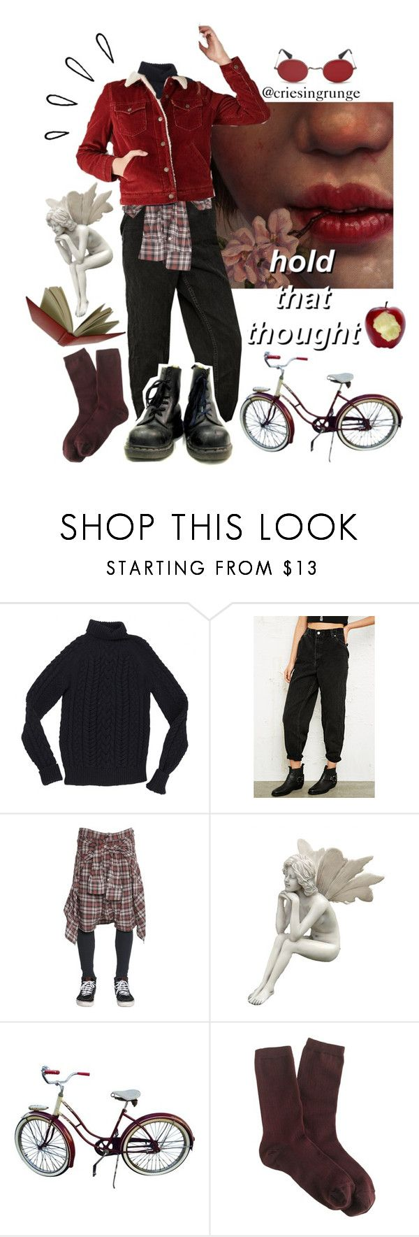 """""""Untitled #979"""" by plumpyprincess ❤ liked on Polyvore featuring Isabel Marant, Urban Renewal, R13, Columbia, J.Crew, Old Navy and Murdock London"""