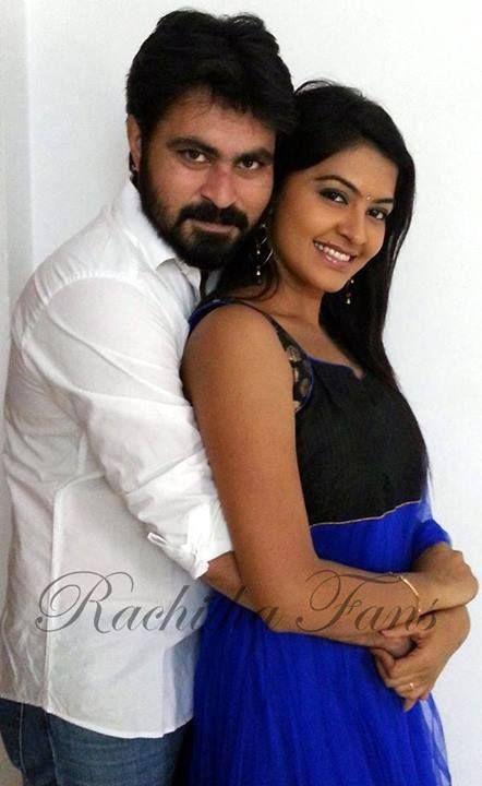 Devu serial actress rachitha