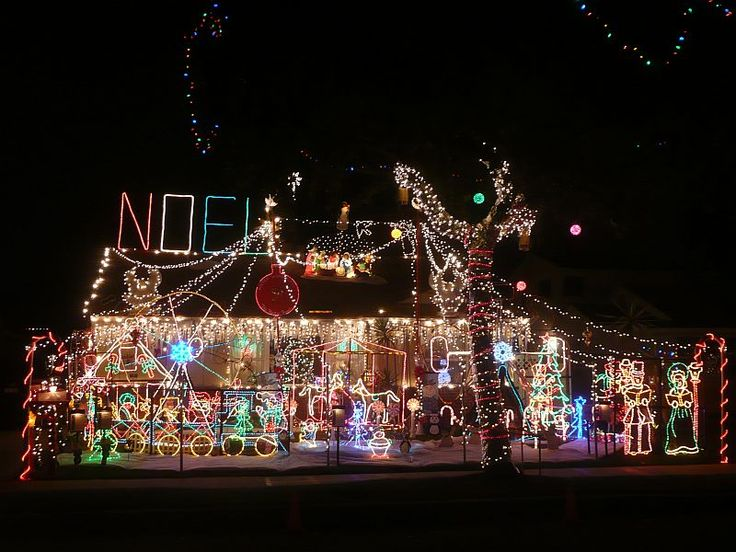 15 best Christmas Lights images on Pinterest Christmas time