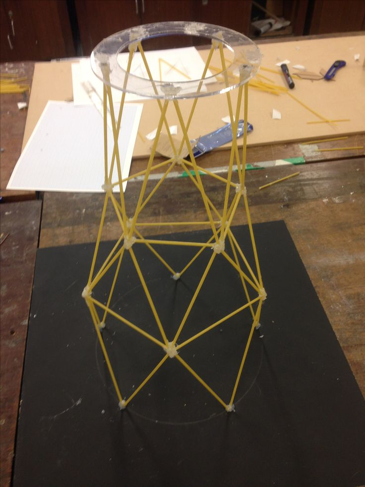 Testing a truss water tower against the FEA predictions