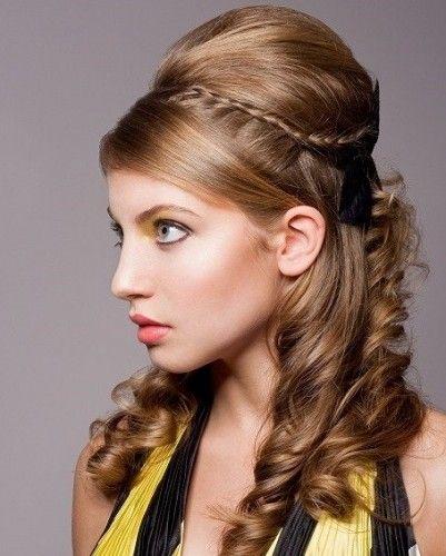 The Best Pakistani Hairstyle Girl Ideas On Pinterest - Hairstyle designs ladies