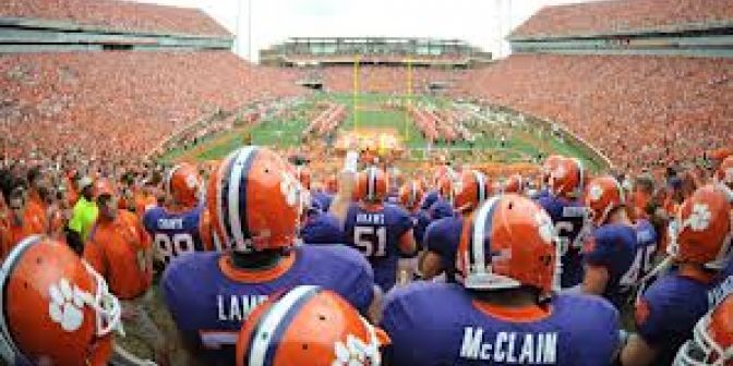 254 Best Images About CLEMSON TIGERS On Pinterest