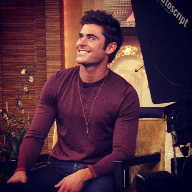 Pin for Later: 40 Superhot Male Stars You Should Follow on Instagram Zac Efron Follow here: @zacefron