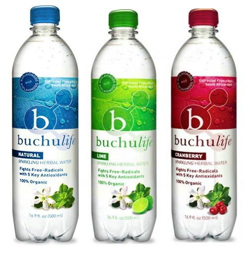 Buchulife Flavored Herbal Water
