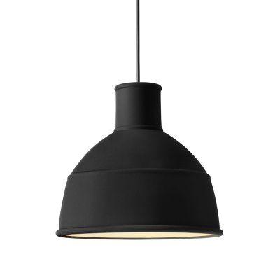 Unfold pendel, svart i gruppen Belysning / Lamper / Taklamper hos ROOM21.no (106644)