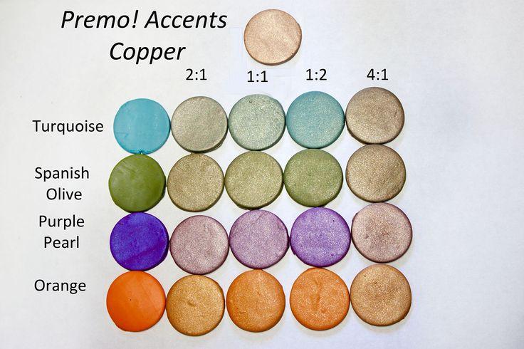 Premo: Copper Mixes