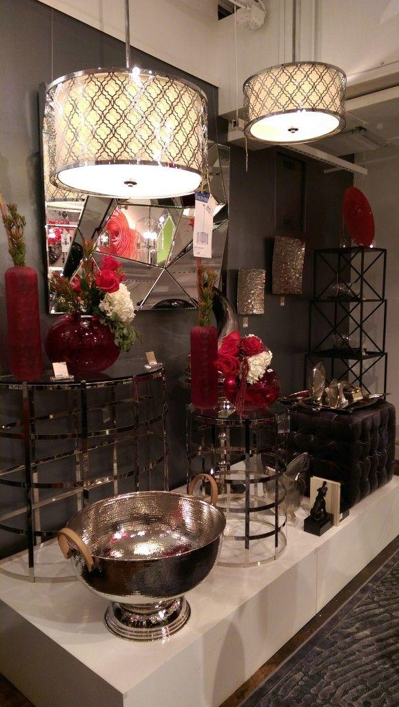 30 Colorful Scenes From Cyan Designs Atlanta Showroom