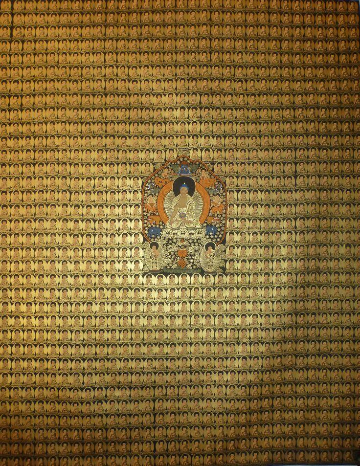 thousands lord buddha