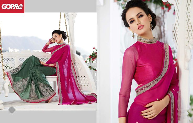 This Season's most Exoctic Range Saree Collection Only at #Gopal    #LadiesWear #Sarees #OnlyGopal