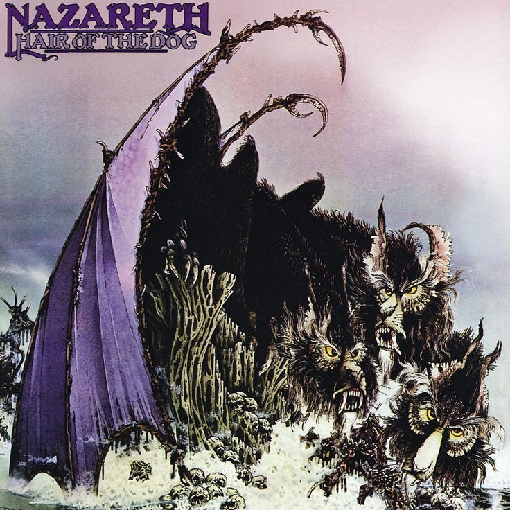 Nazareth Hair Of The Dog on 180g Vinyl 2LP Hair of the Dog is the sixth studio album by the Scottish hard rock band Nazareth, released in 1975. The album was recorded at Escape Studios, Kent, United K
