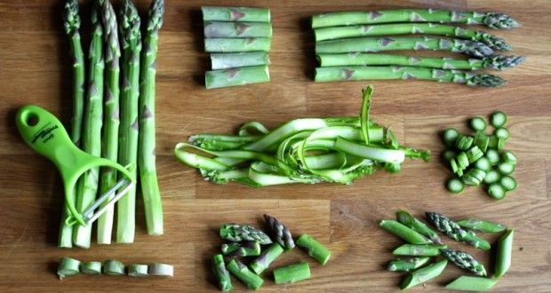 Here are different ways to prepare #asparagus.