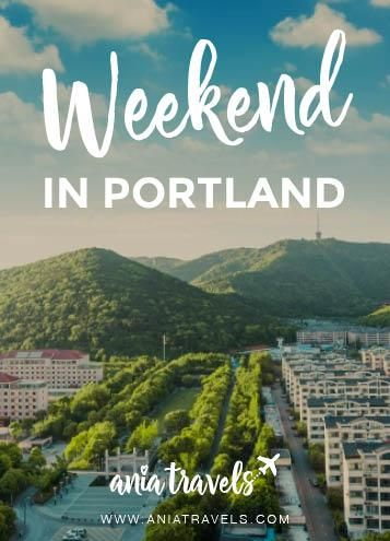 Here are a few things to do in Portland Oregon after spending a weekend there other than coffee shops and eating at food trucks.