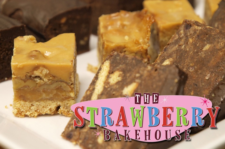 Strawberry Bakehouse - Welcome