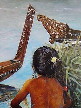 Ngaruawahia by Thomas Lauterbach for Sale - New Zealand Art Prints