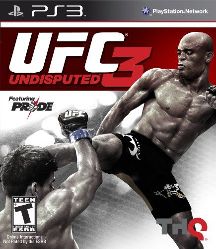 UFC Undisputed 3 *** Want additional info? Click on the image. Note:It is Affiliate Link to Amazon.