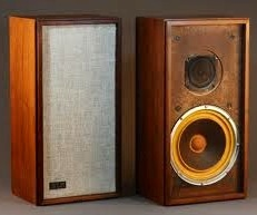 KLH Model 17 was one of the best budget speakers, despite its crude appearance. An air suspension woofer and cone tweeter gave clean sound with a surprising level of  detail. The cone tweeter had low distortion but lacked the airiness of better tweeters. Yet, the 17 didn't sound dull or muffled. Still popular today, they were the creation of Henry L. Kloss; KLH is his initials reversed.Initials Reverse, Popular Today, Cones Tweeter, Cleaning Sounds, Low Distortion, Budget Speakers, Audio File, Better Tweeter, Air Suspension