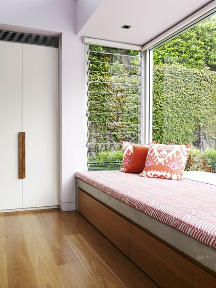 Window seat & door handles Gallery | Australian Interior Design Awards