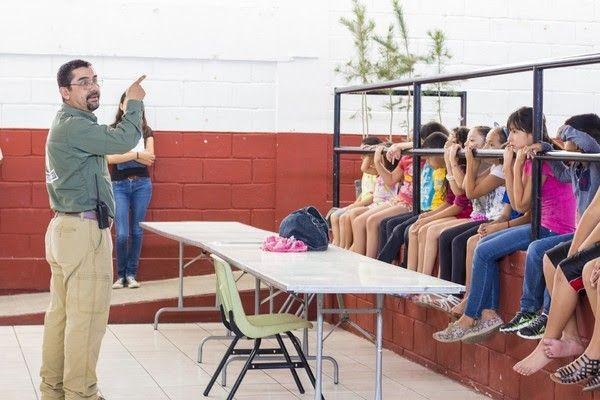 <p>-El curso fue impartido por Guardianes Ecológicos de Desarrollo Urbano y Ecología Municipal a más de 40 niños</p>  <p>Chihuahua,