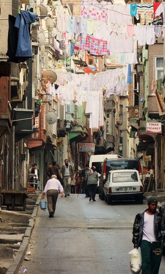 Tarlabaşı - Istanbul, Turkey by Omer Ugur