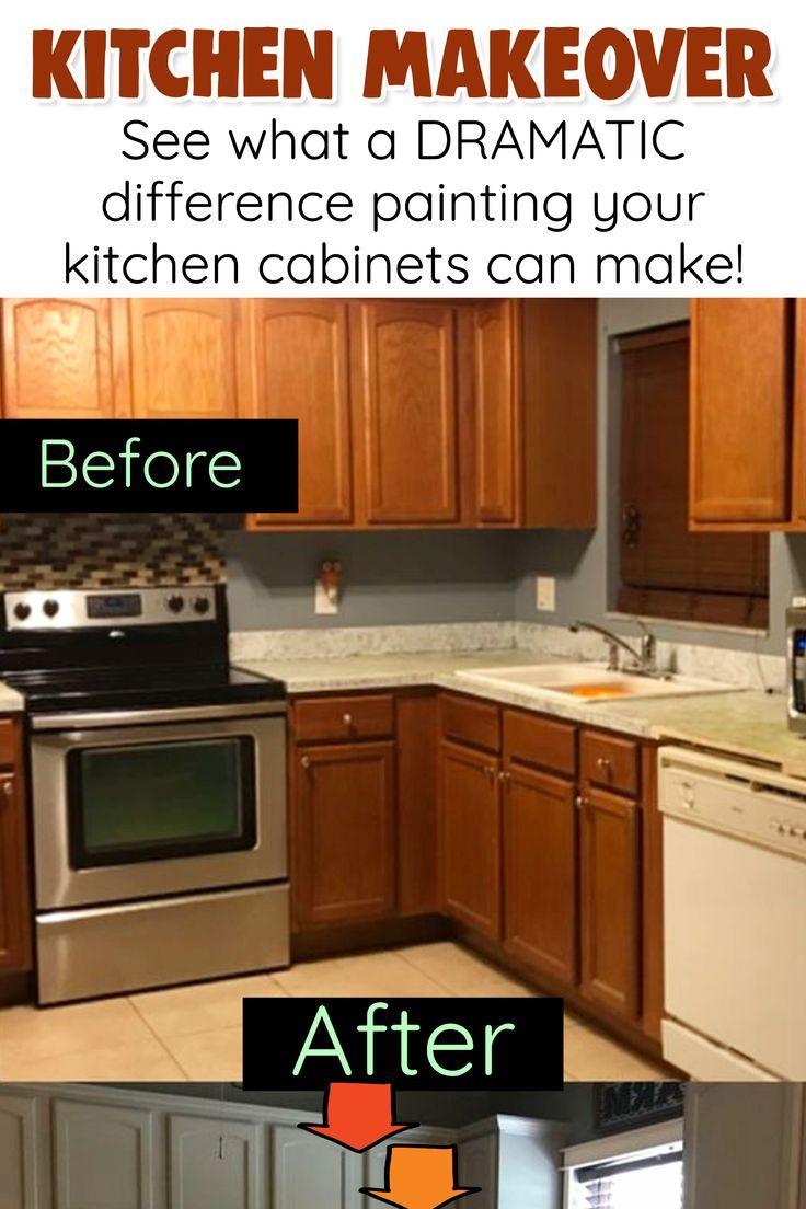 Painting Kitchen Cabinets Refresh Your Outdated Kitchen With These Popular Cabinet Color Ideas Painting Kitchen Cabinets Kitchen Cabinet Colors Kitchen Cabinets