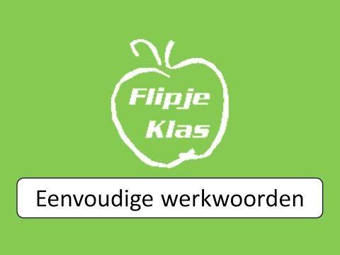 Flipje Klas - Eenvoudige werkwoorden - YouTube